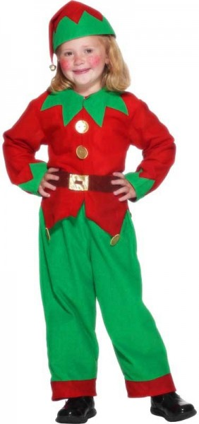 Wichtel Christmas helper kids costume