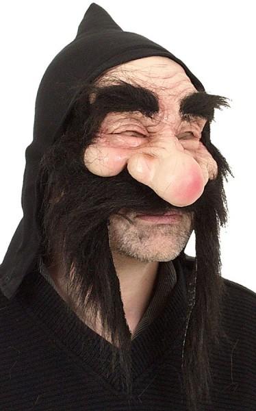 Albert Gnome Mask Black