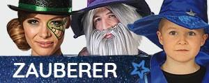 Zauberer Kostüme & Zubehör