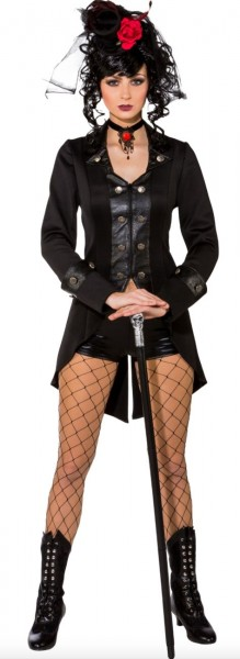 Susi Steampunk Jacke Deluxe