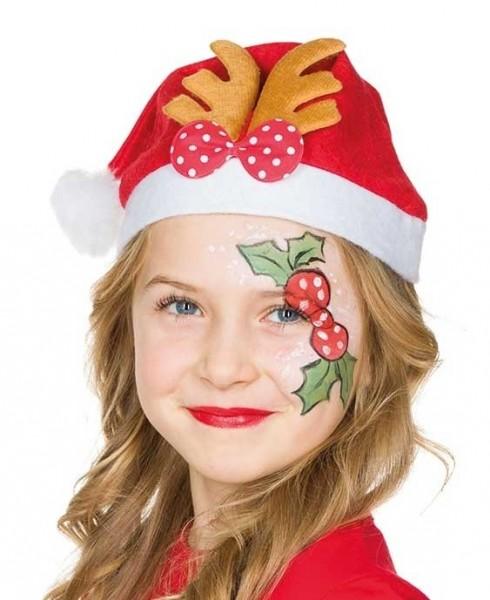 Chapeau de renne de Noël pour enfants