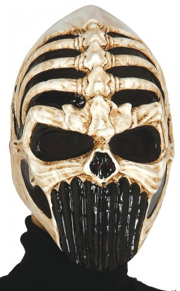 Urugai Skelett Krieger Maske