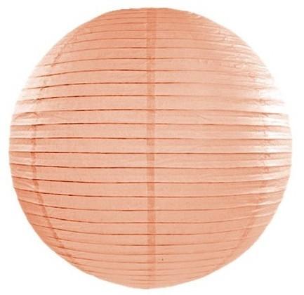 Lantern Lilly peach 35cm
