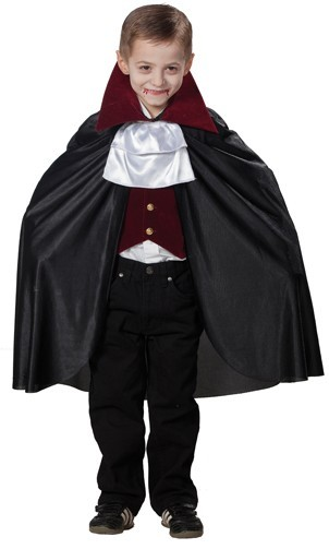 Count Alfred vampire child costume