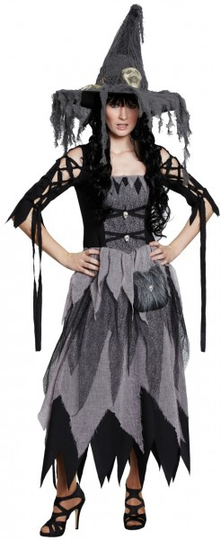 Scary witch Raba costume