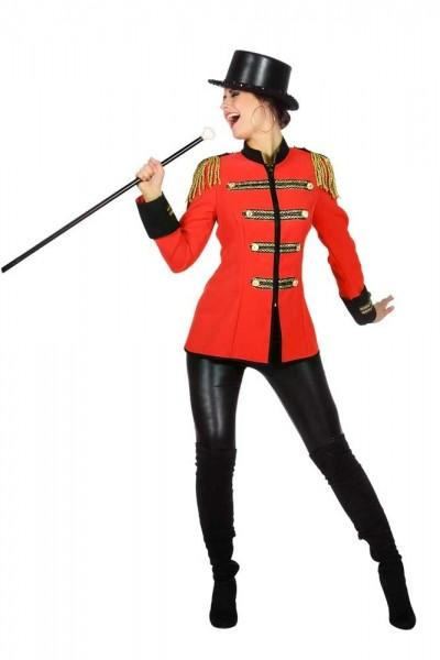 Zirkus Garde Show Jacke für Damen