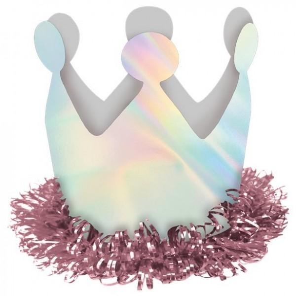 Perlmutt Prinzessinnen Krone