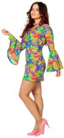 Hannah Hippie Kurzes Kleid Für Damen