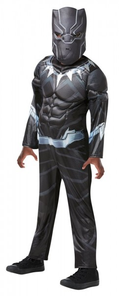 Avengers Assemble Black-Panther Child Costume Deluxe