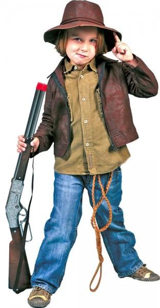 Abenteuer Outback Jäger Kinderkostüm