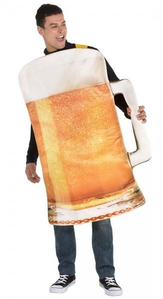 Witziges Bierkrug Kostüm