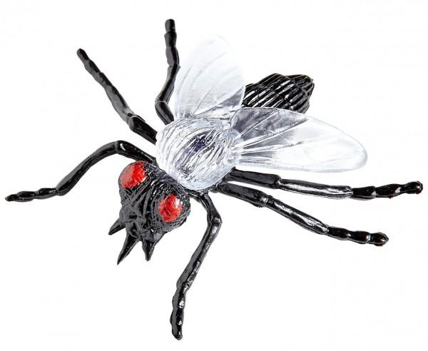 Riesen Fliegen Halloween Dekoration 6er Set