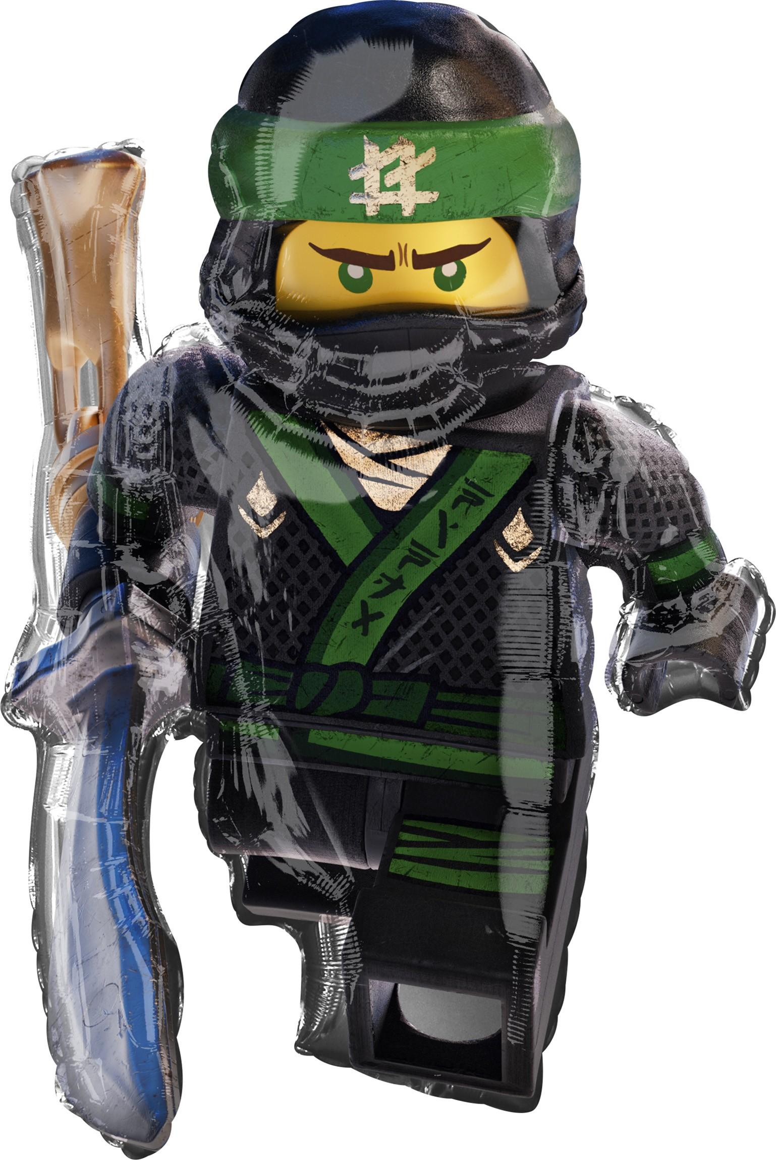 Lego Ninjago Lloyd XL Folienballon | Party.de