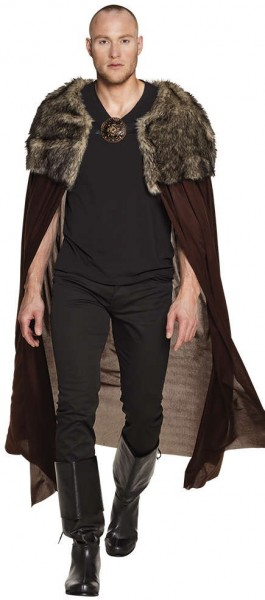 Warrior Cloak King of the North 1.5m