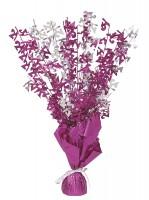 Happy Pink Sparkling 21st Birthday Tischfontäne 42cm