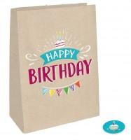4 Birthday Wishes Geschenktüten