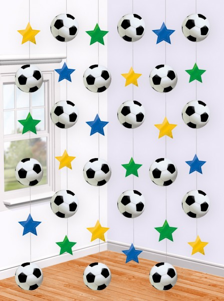 Soccer Hängedekoration 210cm