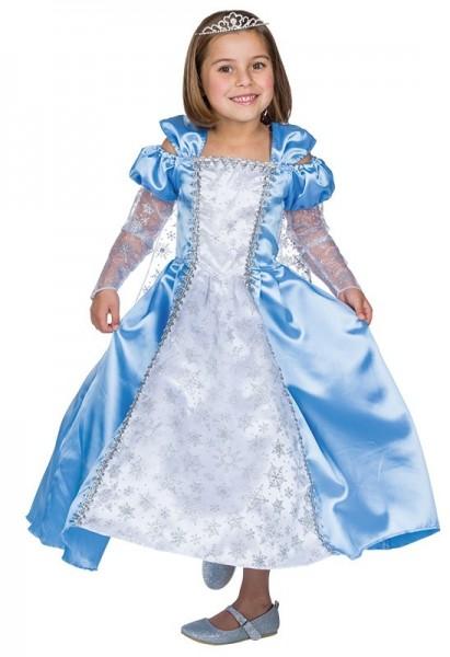 Prinzessin aus Eis Kinderkostüm