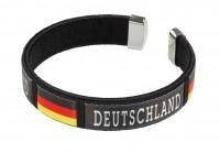 Edles Deutschland Fan Armband