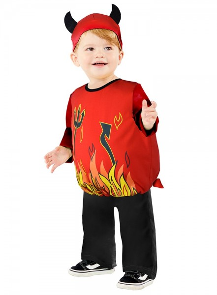 Little Devil Childrens Costume
