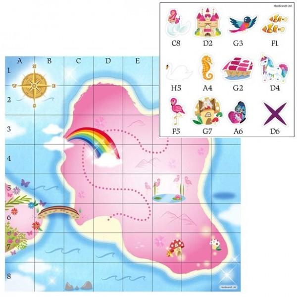Jeu de société Fairyland Treasure Maps