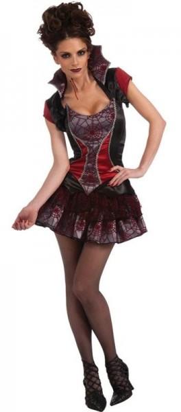 Sexy spider vampire costume