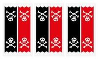 Vorschau: 6 Südsee Piraten Geschenktüten