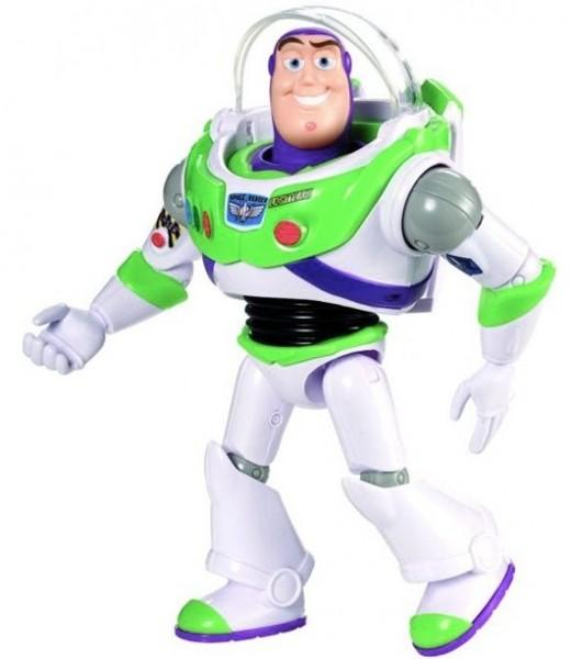 Toy Story 4 Buzz Lightyear Figur 18cm