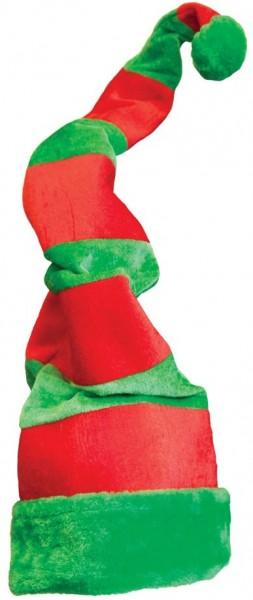 Weihnachtshelfer Elfenmütze