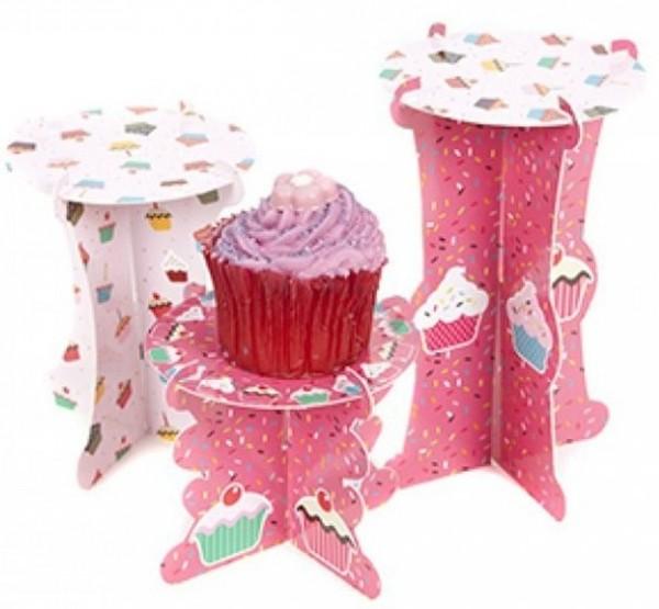 3 présentoirs à cupcakes Sweet Life