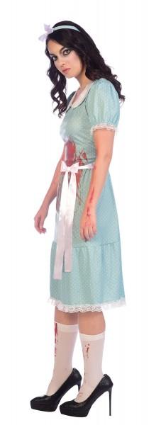 Mörder Zwilling Damen Kostüm