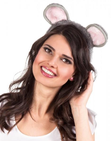 Süße Plüschige Mäuschen Ohren