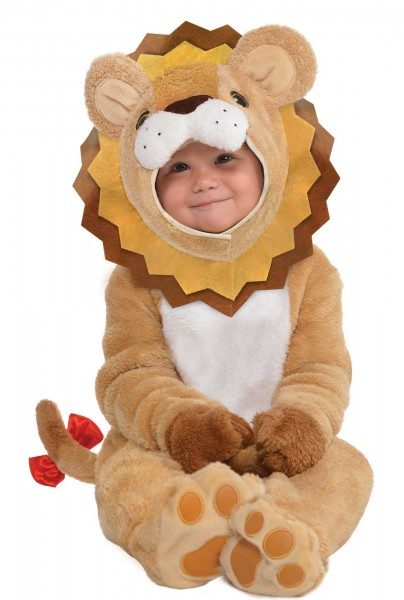 Little Roar Deluxe Lion Costume Children's