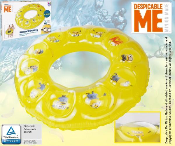 Minions Schwimmreifen 1m