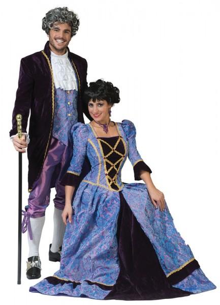 Baroque Lady Lavinia costume