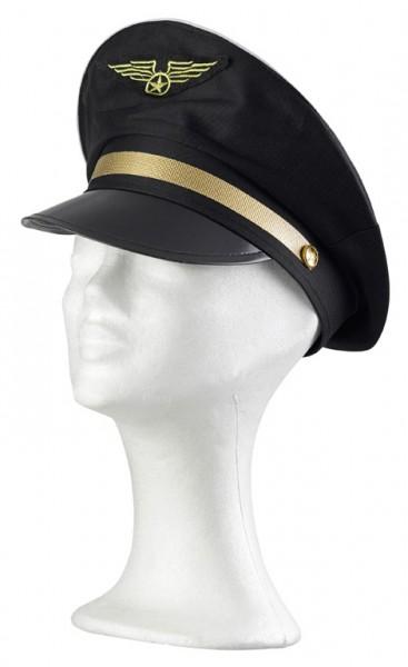 Piloten Kapitänsmütze