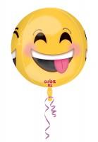 Kugelballon Happy Smileys