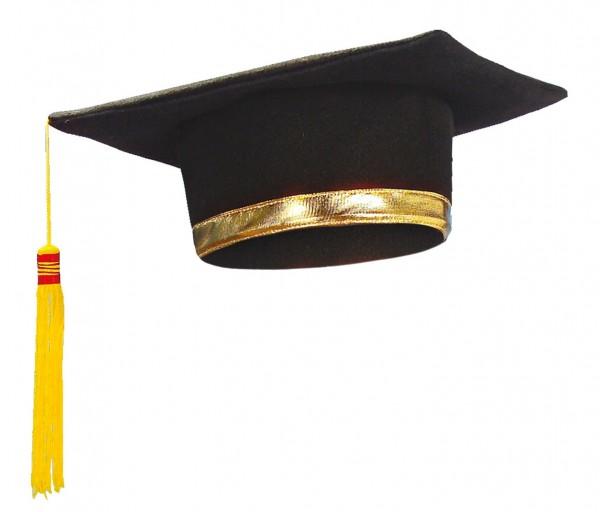 Afgestudeerden hoed