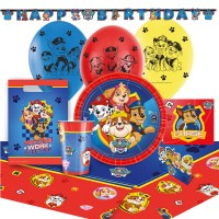 Party Set Paw Patrol 56-teilig