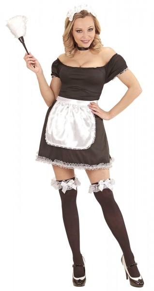 Zimmermädchen Yolanda Kostüm Für Damen
