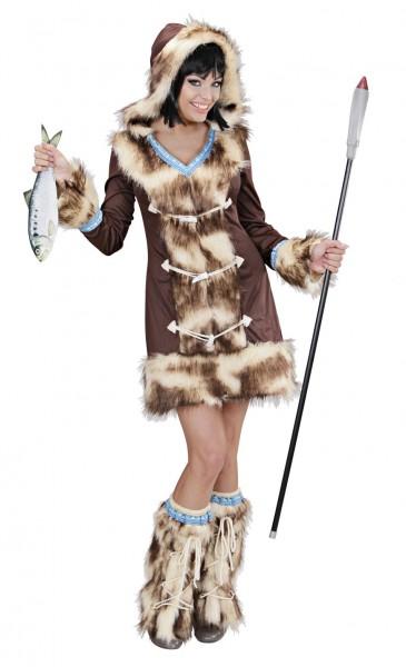 Sakari Eskimo Damen Kostüm