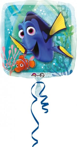 Folienballon Findet Dorie Unterwasserabenteuer