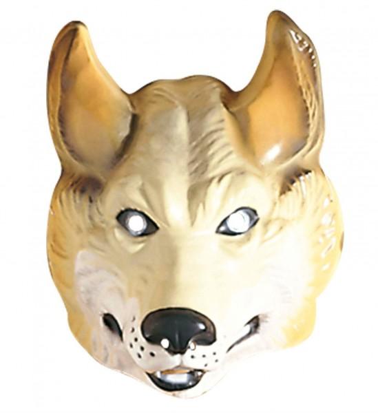 Wolf Maske Lupus