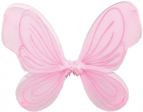 Alas de mariposa de cuento de hadas para niños