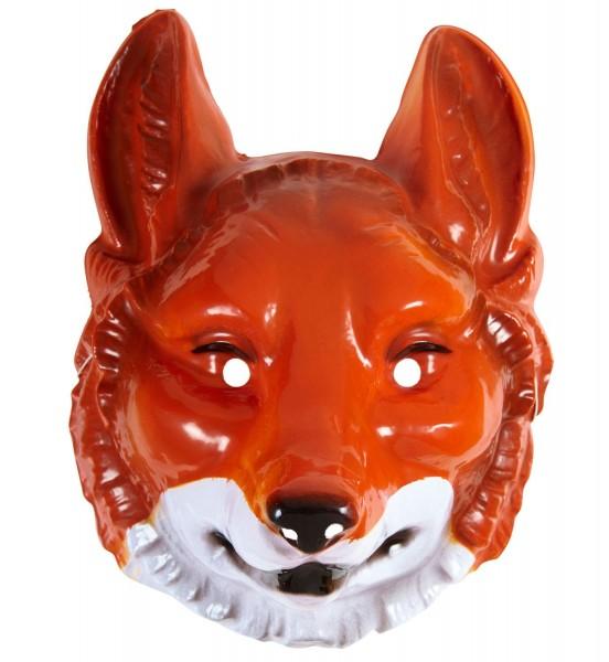 Masque de renard pour adultes