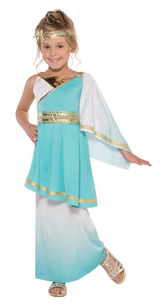 Greek Goddess Venus Costume Girls