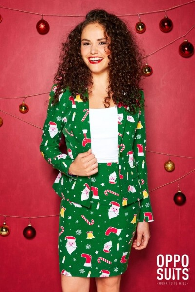 OppoSuits party costume Santababe