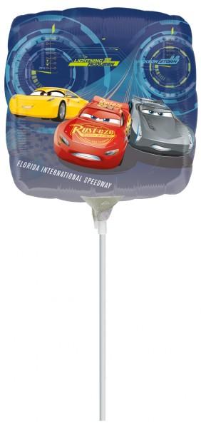 Stabballon Cars Speedway eckig