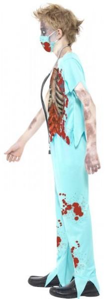 Kinder Halloween Chirurg