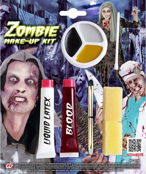 Zorex Zombie Schmink Set